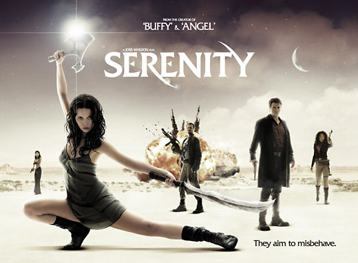 <em>Firefly</em> is Libertarian, and <em>Serenity</em> is Totally About Whistleblowing